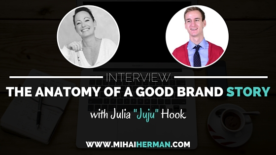 Anatomy of a Good Brand, with Mihai Herman